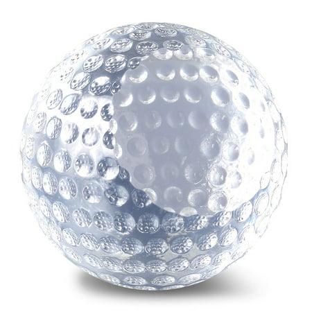 - Glass Golf Ball Award Paperweight