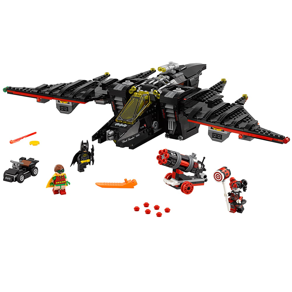 Lego Batman Movie The Batwing 70916 by LEGO System Inc