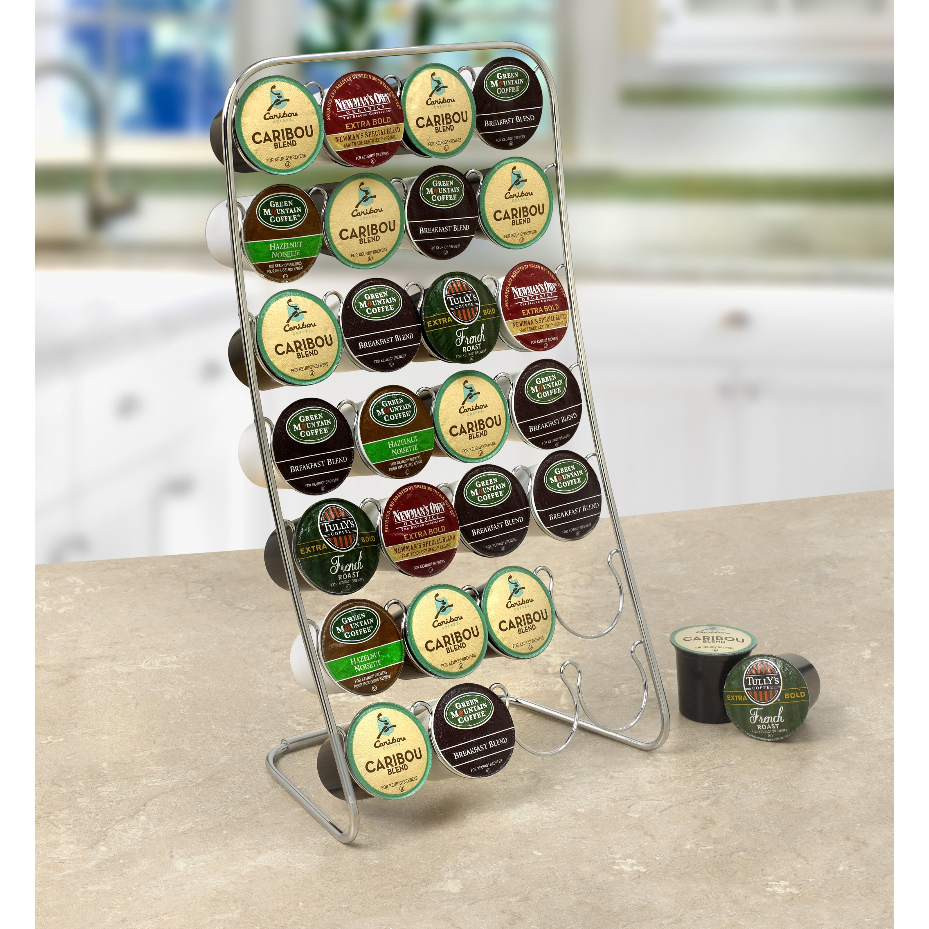 Easel 28 Cup Coffee Caddy Sleeved