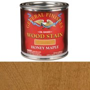 Honey Maple Oil Stain, 1/2 Pint