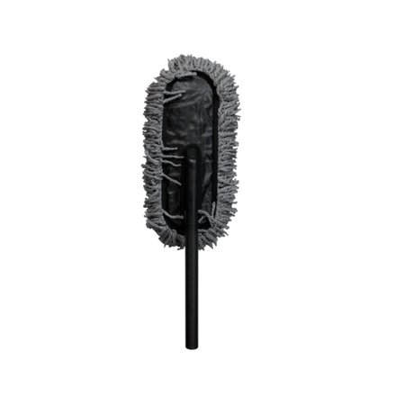 large scratch free car duster with long handle. Black Bedroom Furniture Sets. Home Design Ideas