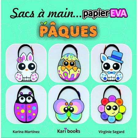 Sacs à main en papier mousse EVA: Pâques - eBook