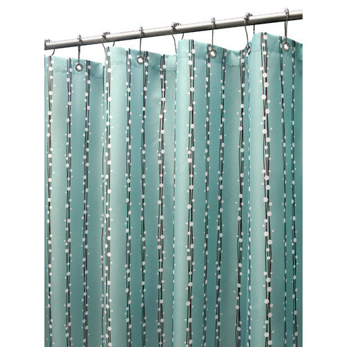 WATERSHED 72X72 BUBBLES ON A STRING SHOWER CURTAIN
