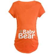 CafePress - Baby Bear Claw Maternity Dark T Shirt - Maternity Dark T-Shirt
