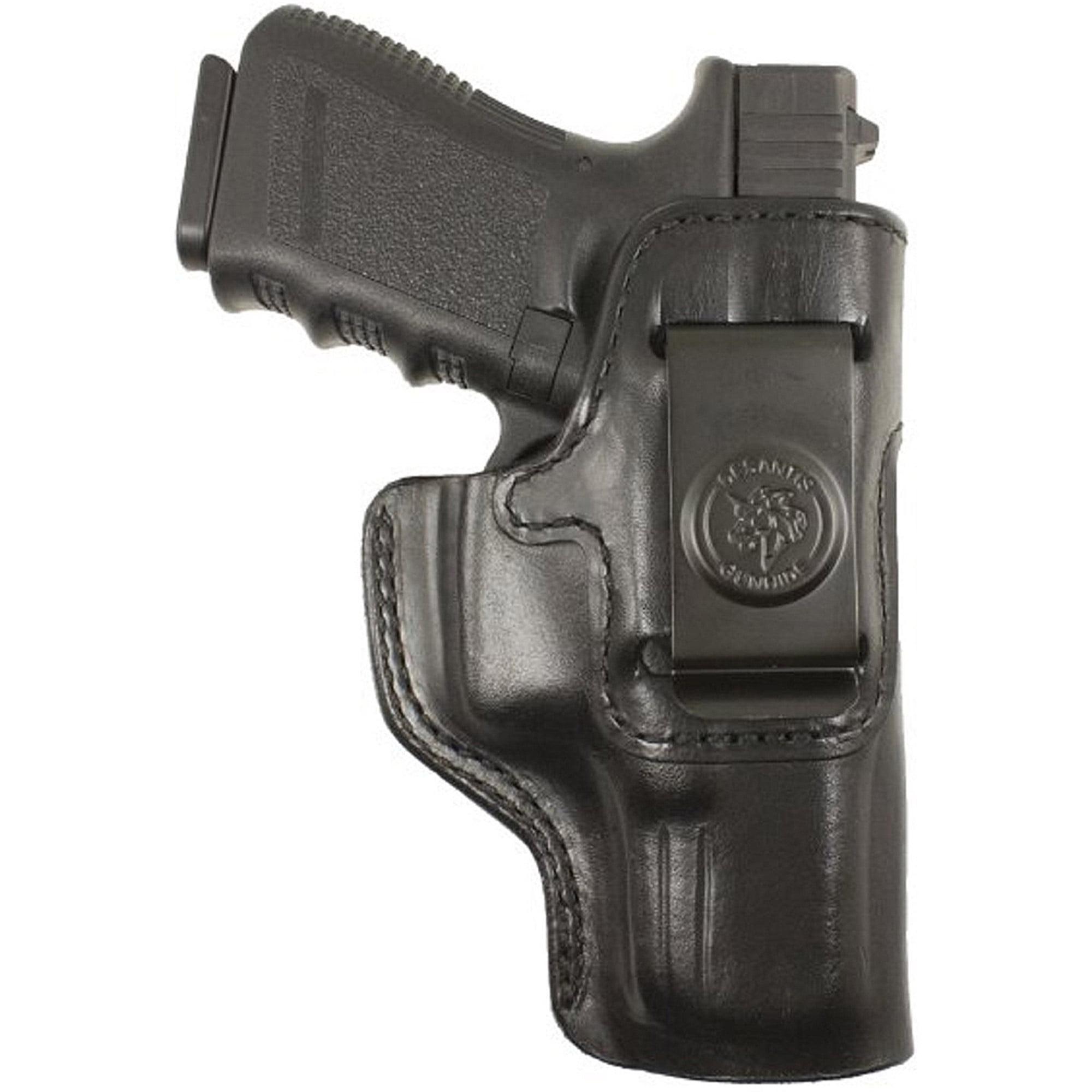 DeSantis Inside Heat Holder for Glock 43, Right Hand, Black by Desantis