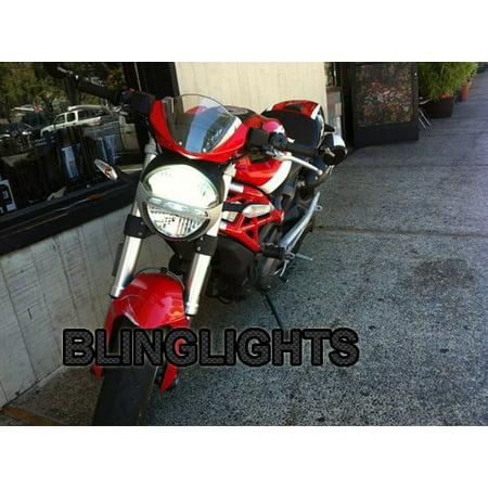 - Ducati Monster Head Lamp Xenon HID Light Conversion Kit high low setup