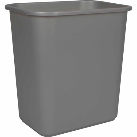 Medium Wastebaskets, Case of - Medium Soft Wastebasket