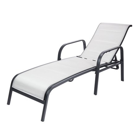Better Homes & Gardens Montrose Padded Sling Chaise Lounge ()