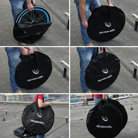 UBesGoo ROSWHEEL Waterproof Bike Travel Transport Wheel Bag Cycle Bicycle Box Case