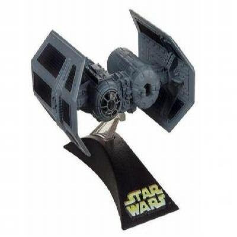 Hasbro Star Wars Titanium Series Die Cast Metal Tie Bomber