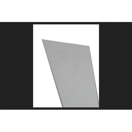 Sheet Metal Filler Plates (K&S 0.013 in. x 6 in. W x 12 in. L Steel Plated Tin Sheet Metal)
