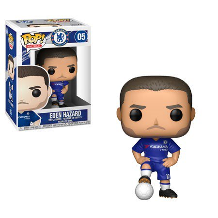 Funko 29218 Pop! Football S1: Chelsea - Eden