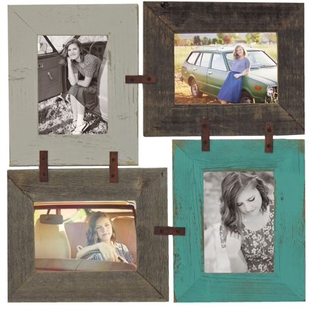 Diy 4 X 6 Picture Frame Collage Kit Multi Picture Frame Walmartcom