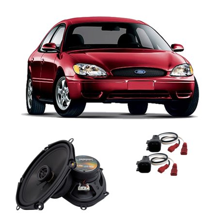 Fits Ford Taurus 2000-2007 Front Door Replacement Harmony HA-R68 Speakers New