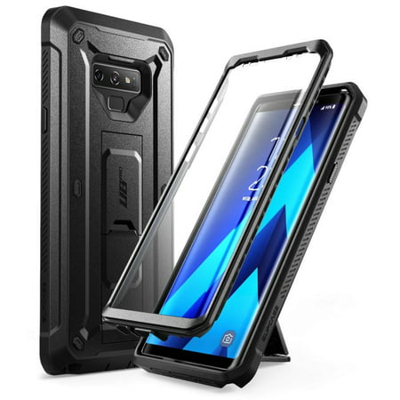 Samsung Galaxy Note 9 Case, SUPCASE Full-Body Rugged Holster Case with Built-In Screen Protector for Galaxy Note 9 (2018 Release), Unicorn Beetle Pro Series - Retail Package (Black)](samsung galaxy note 3 price in usa unlocked)