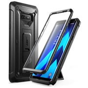 Samsung Galaxy Note 9 Case, SUPCASE Full-Body Rugged Holster Case with Built-In Screen Protector for Galaxy Note 9 (2018 Release), Unicorn Beetle Pro Series - Retail Package (Black)