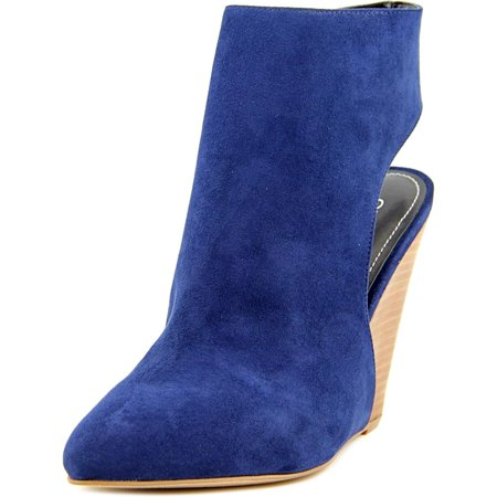 cf6ac4559f2e Charles By Charles David India Women Pointed Toe Synthetic Blue Slingback  Heel - Walmart.com