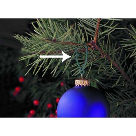48ct green indooroutdoor christmas ornament hangers 15