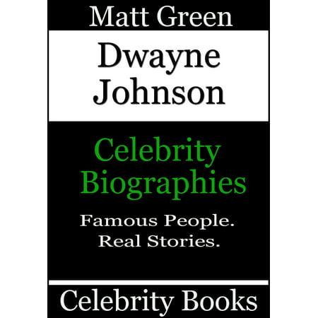 Dwayne Johnson: Celebrity Biographies - eBook](Dwayne Johnson Measurements)