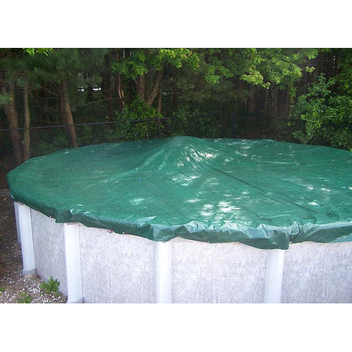 Robelle Supreme Round Above-Ground Winter Swimming Pool Cover