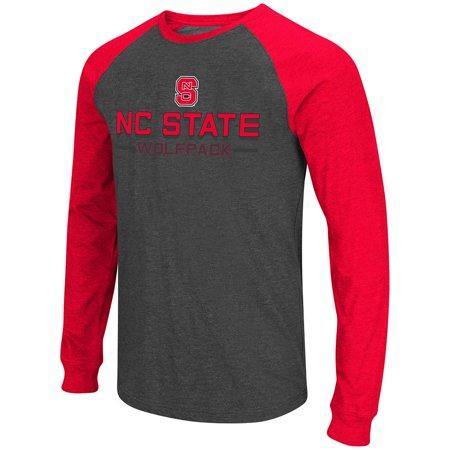 Mens NCAA Montana State Bobcats Olympus II Long Sleeve Tee Shirt ()