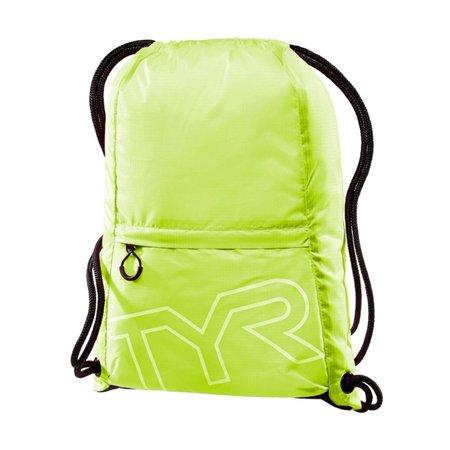 Drawstring Sack Pack, Front zipper pocket By TYR
