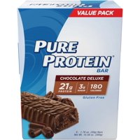 Pure Protein® Chocolate Deluxe, 50 gram, 6 count Multipack