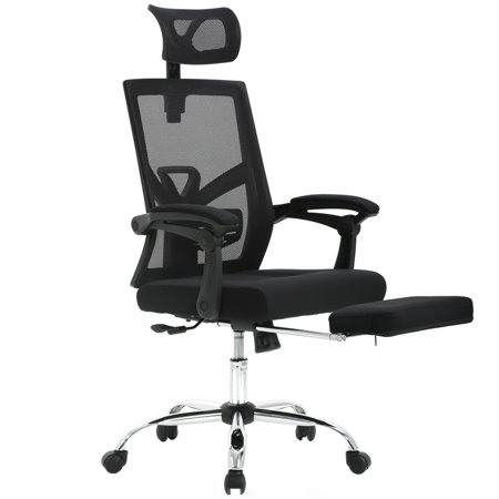 High Back Recliner Office Chair Racing Style Chair Game Chair Mesh Computer 97