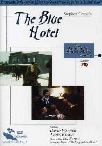 American Short Story Collection: Blue Hotel by MONTEREY HOME VIDEO