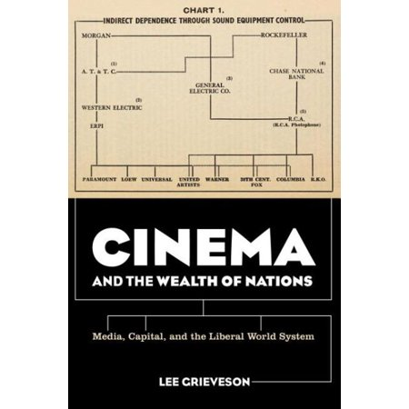 Cinema And The Wealth Of Nations   Media  Capital  And The Liberal World System