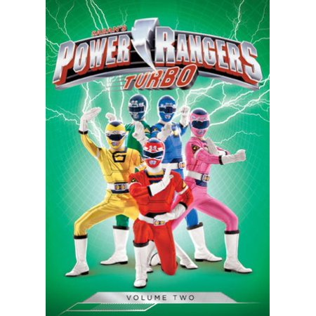 Best Power Rangers Turbo, Vol. 2 deal