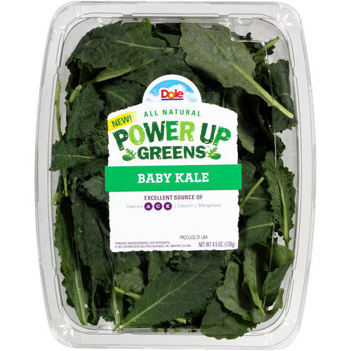 Dole Power Up Greens Baby Kale, 4.5 oz