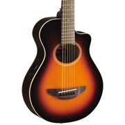 Yamaha APXT2 3/4-Size Travel Acoustic-Electric Guitar (Old Violin Sunburst)