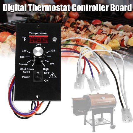 Upgrade Wood Pellet Grills Digtal Thermostat Controller Board For  TRAEGER