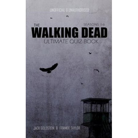 The Walking Dead Ultimate Quiz Book](Ultimate Halloween Movie Quiz)