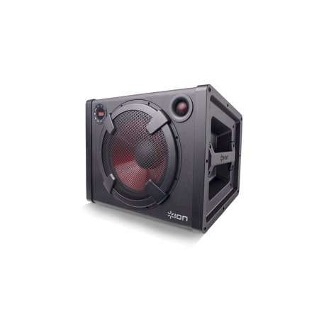 ION iPA29 Road Rider 120-Watt Rechargeable Speaker System