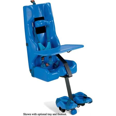 Fabrication Enterprises 30-3293 Optional Footrest for Carrie Seat, Small Adult - Extra Large - image 1 of 1