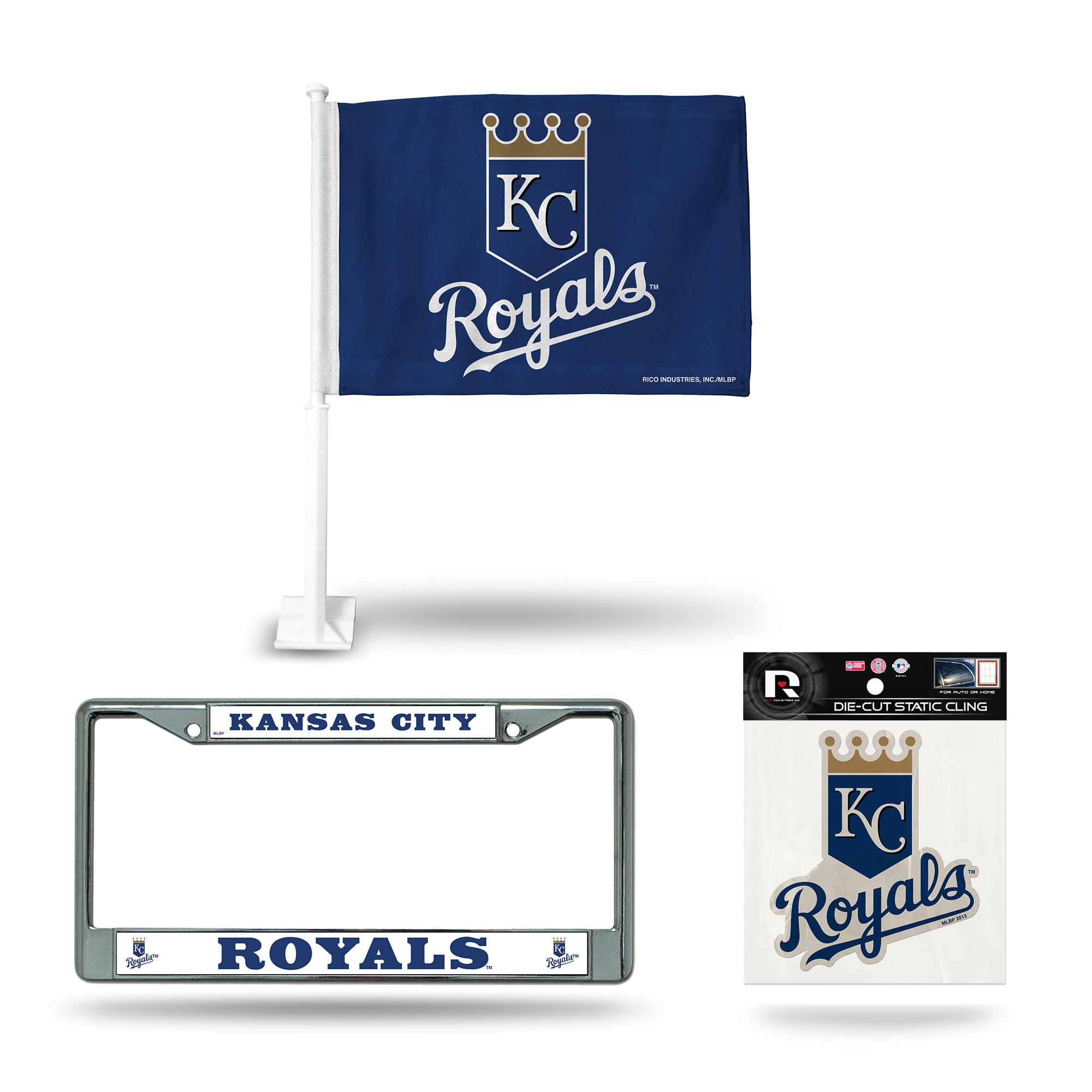 Kansas City Royals Sparo Auto Pack - No Size