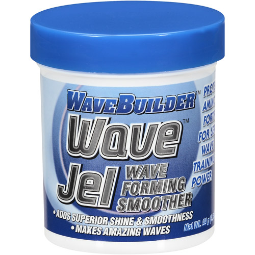 Spartan Brands Wave Builder Wave Jel Wave Forming Smoother, 3.5 oz