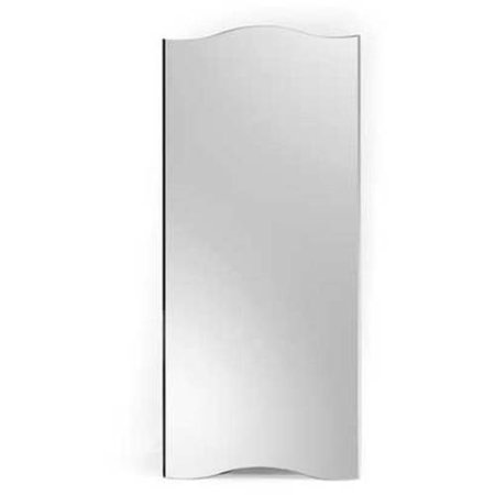 Ginger 0241 sine 16 x 36 frameless mirror for Mirror 50 x 30