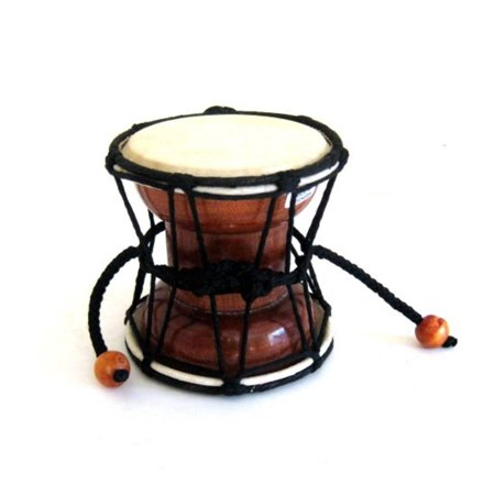 Djembe Drum - Small Drum - Damaru Hand Drum, Mini Drum, JIVE BRAND, Professional Sound - Mini Drums