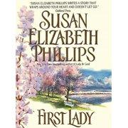 First Lady - eBook