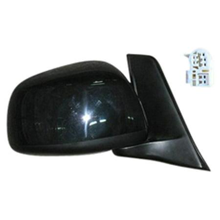 Power Mirror Assembly - 2007-2009 Suzuki SX4  Passenger Side Right Non-Heated Power Door Mirror Assembly 8471080JA0
