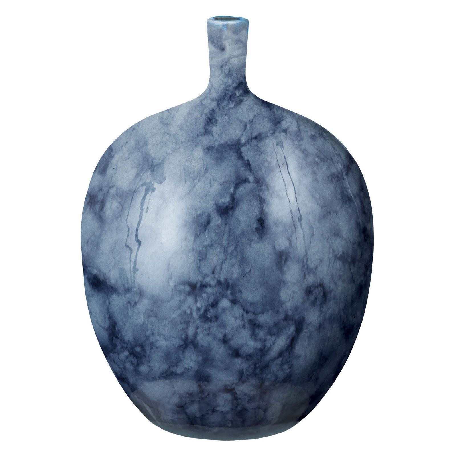 Dimond Home Midnight Marble Bottle
