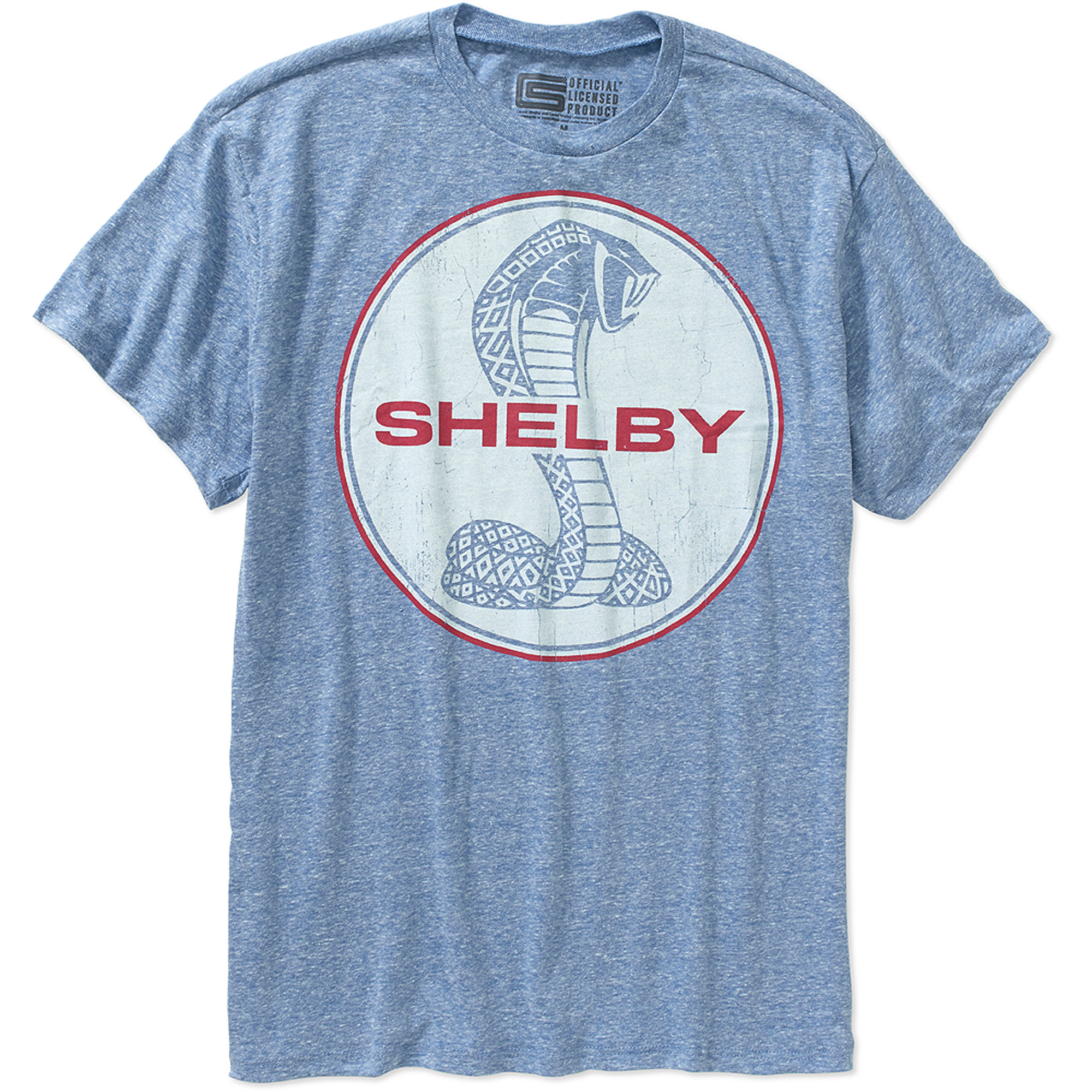 Shelby Logo Men's Graphic Tee