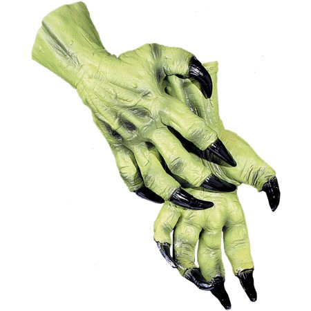 Witch Hands Adult Halloween Accessory - Halloween Express Jobs