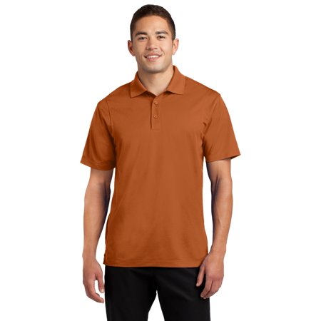 Sport-Tek® Micropique Sport-Wick® Polo. St650 Texas Orange L - image 1 de 1