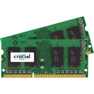 16GB KIT 2X8GB PC3-12800 1600MHZ DDR3L 204PIN SODIMM UNBUFF