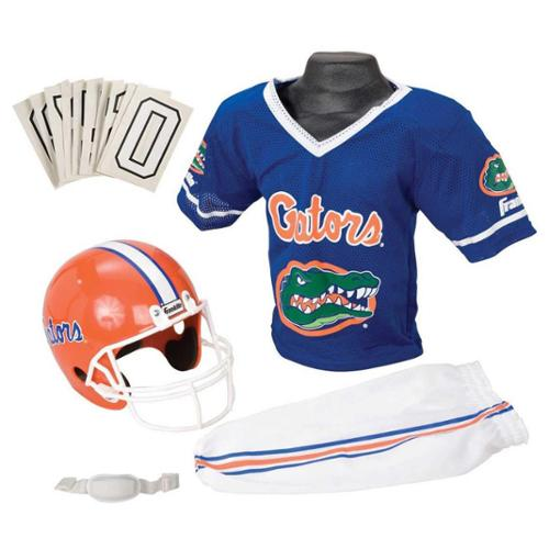Franklin Sports Florida Gators Uniform Set FLORIDA Medium Uniform Set