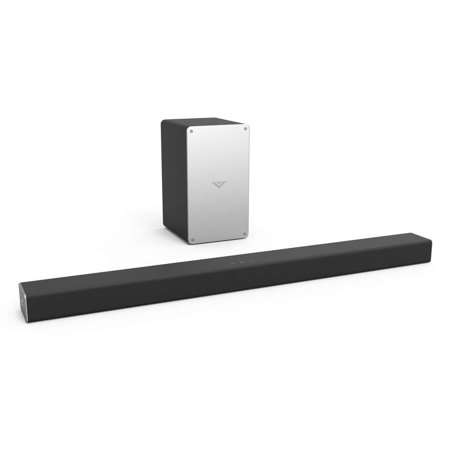 "Vizio 36"" 2.1 Channel Wireless Bluetooth Woofer Soundbar (Certified Refurbished)"